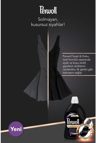 Perwoll Siyahlar için Hassas Sıvı Çamaşır Deterjanı 3L