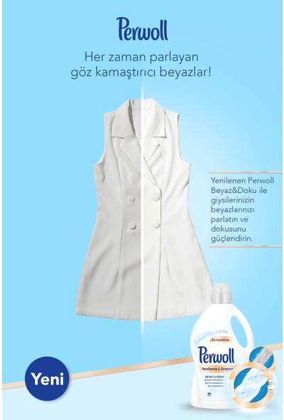 Perwoll Beyazlar için Hassas Sıvı Çamaşır Deterjanı 3L
