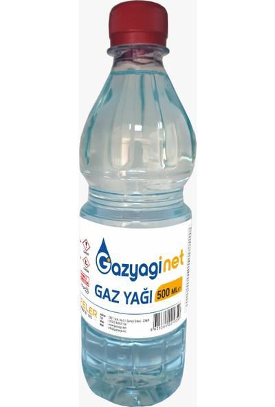 Gazyağınet Gaz Yağı 500 ml Gaz Lambası Gaz Sobası Boya Koruma Zift Reçine Zincir ve Yedek Parça Temizliği