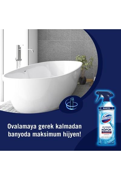 Domestos Banyo Hijyenik Köpük Kutup Ferahlığı 450 ml