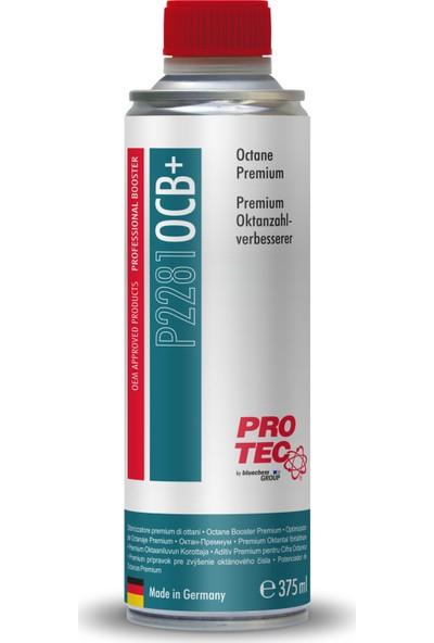 Protec Oktan Düzenleyici 375 ml -Yükseltici Artırıcı Yakıt Katkısı