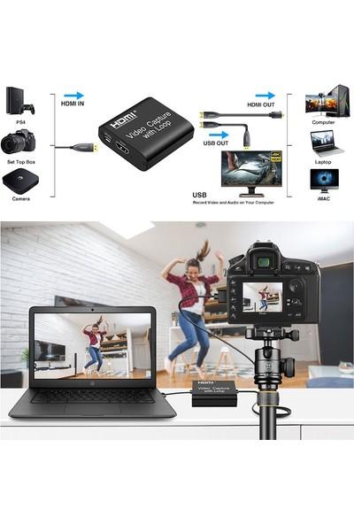 Oem HDMI 1080P 4K HDMI Video Capture Kart