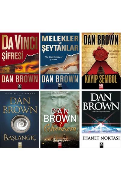 Dan Brown 6 Kitap Set