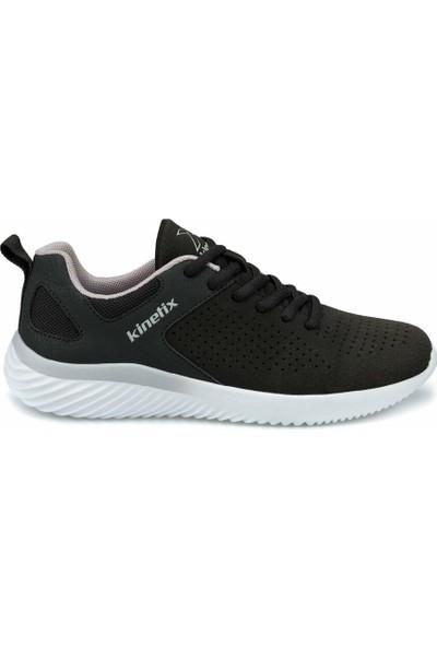 Kinetix Kadın Günlük Sneakers Ayakkabı 0p Osan Pu Siyah-A.gri 20W04OSAN