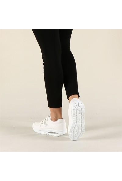 Hammerjack Kadın Spor Ayakkabı Madelyn 545 1759-1-Z Beyaz/white 20W040MADELYN