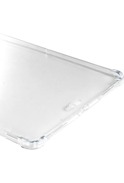 Happyshop Apple iPad Pro 11 2020 Kılıf Ultra Korumalı Antishock Silikon Şeffaf