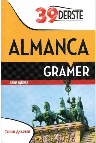 Tercih Akademi Yayınları 39 Derste Almanca Gramer