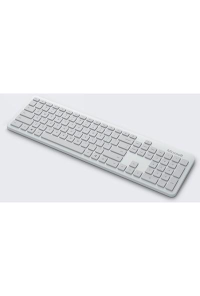 Microsoft QHG-00042 Accy Project Bluetooth Klavye Mouse Set Gri