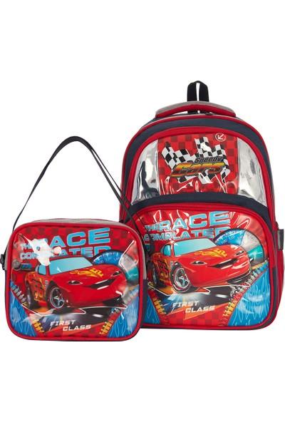 Fudela Race Car Okul Takım Çantası