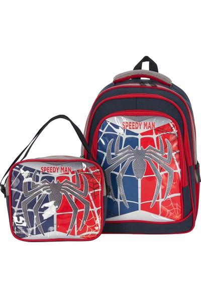 Fudela Büyük Örümcek Okul Takım Çantası