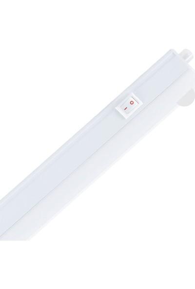Ack 14W 6500K Beyaz Merkür Sensörlü LED Bant Armatür AN10-21430