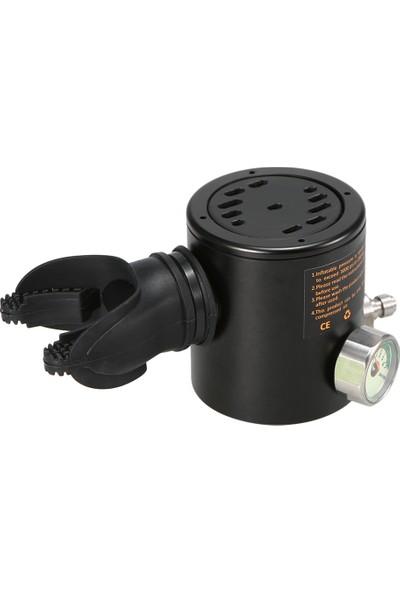 Smaco 0.5 lt Tüplü Oksijen Silindir Dalış Hava Tankı Maskesi