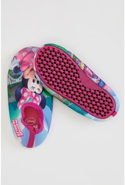 Defacto Minnie Mouse Lisanslı Slip On Ayakkabı