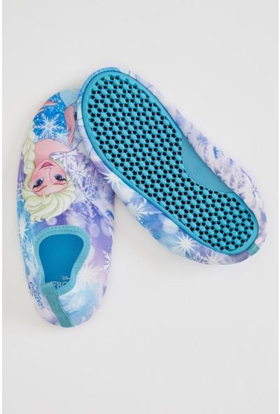 Defacto Elsa Frozen Lisanslı Slip On Ayakkabı