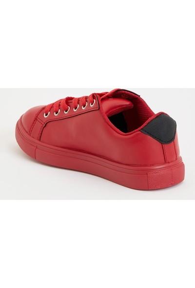 Defacto Erkek Çocuk Bağcıklı Sneaker Ayakkabı