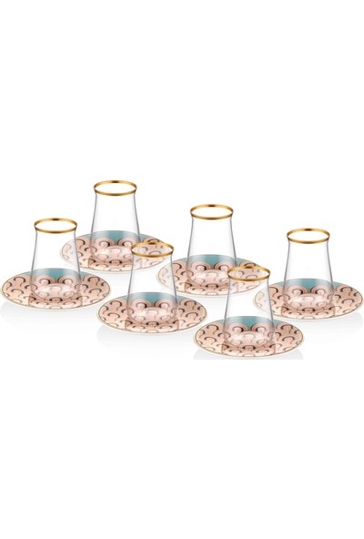 The Mia Gatsby Çay Seti 6 Kişilik
