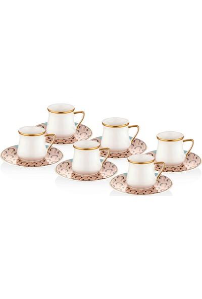 The Mia Gatsby Kahve Fincanı Seti 6 Kişilik