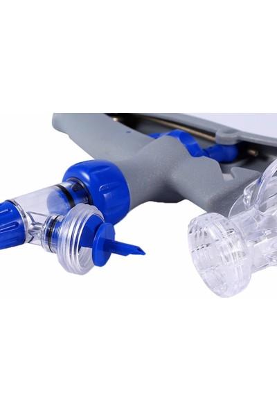 Yopigo Otomatik Enjektör Şişe Aparatlı Küçükbaş Büyükbaş Hayvan Enjektörü 2 ml