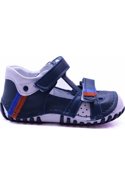 Teo Bebe 107 Deri Erkek Çocuk İlk Adım Ayakkabı