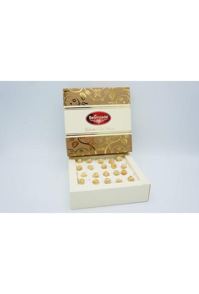 Selimzade Öz Hicret Şekerleme Fındıklı Beyaz Lokum 350 gr 2'li