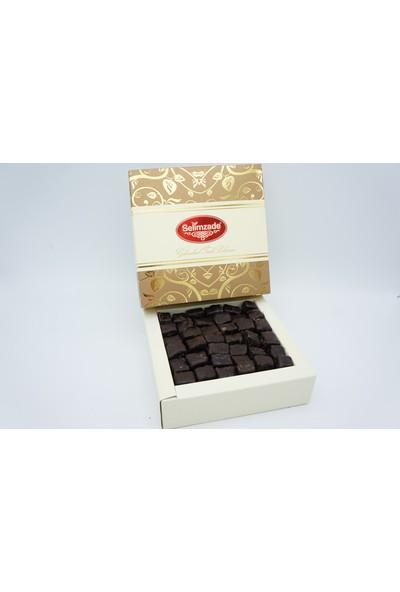 Selimzade Öz Hicret Şekerleme Şehzade Çikolata Kaplamalı Antep Fıstıklı Lokum 500 gr