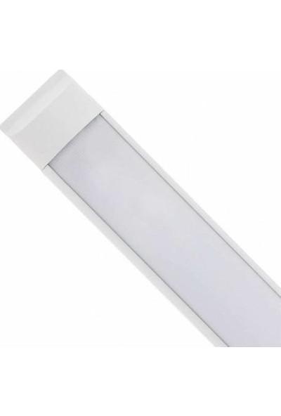 Hero Bant Armatür Yatay LED Bant Armatür 6500K Beyaz 120 cm 40 W