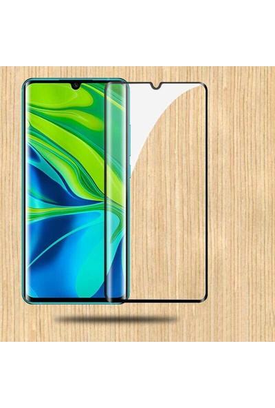ZORE Xiaomi Mi Note 10 Kısa Cam Ekran Koruyucu