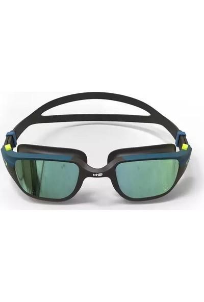 Spırıt Profesyonel Yüzücü Gözlüğü Ayarlanabilir Aynalı Camlar
