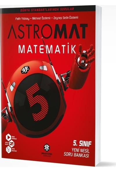 Irrasyonel Yayınları 5. Sınıf Astromat Matematik Yeni Nesil Soru Bankası