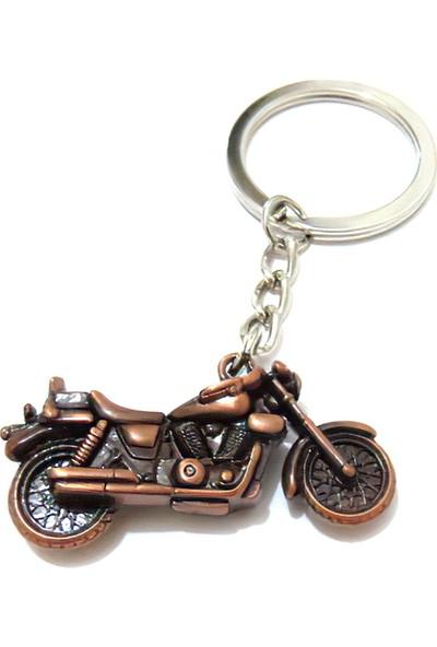 Idea Mini Motosiklet Tasarımlı Anahtarlık 1 Adet