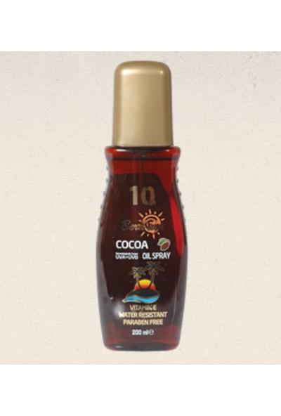 Bera Sun Cocoa F10 Sprey 200 ml