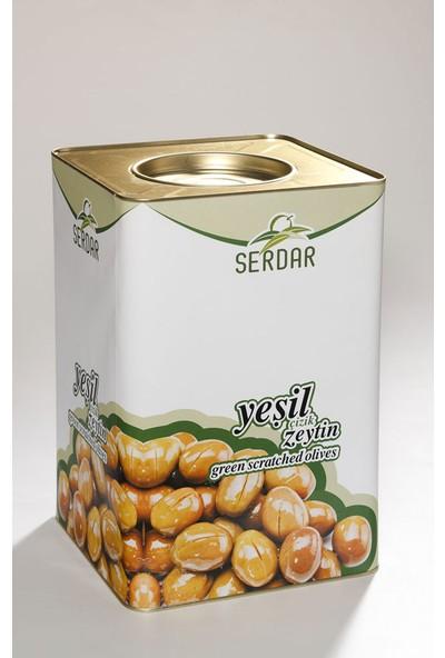 Serdar Çizik Yeşil Zeytin 10 kg