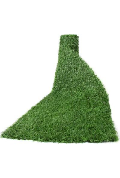 Batı Tel Örgü Çim Çit Yeşil 0,8 x 10 m