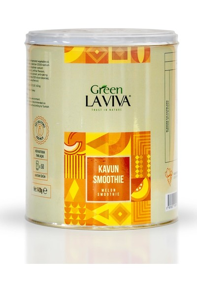 Green Laviva Kavun Smoothie Melon Smoothie 1420 gr
