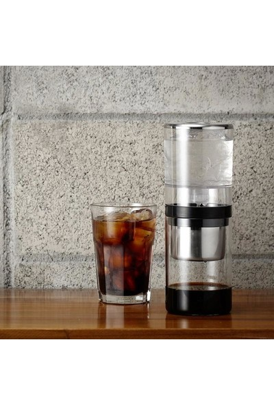 Beanplus Soğuk Kahve Demleme Takımı - Cold Brew Premium Set