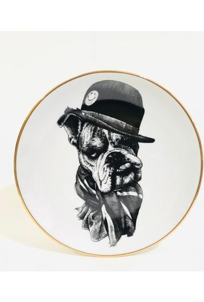 Merry Rory Dobner Dekoratif Tabak No:10