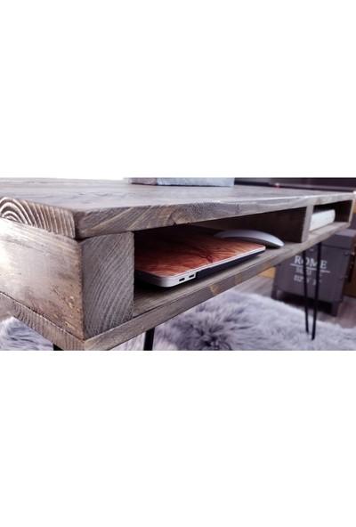 Orenc Craft El Yapımı Rustik Sehpa -Masa
