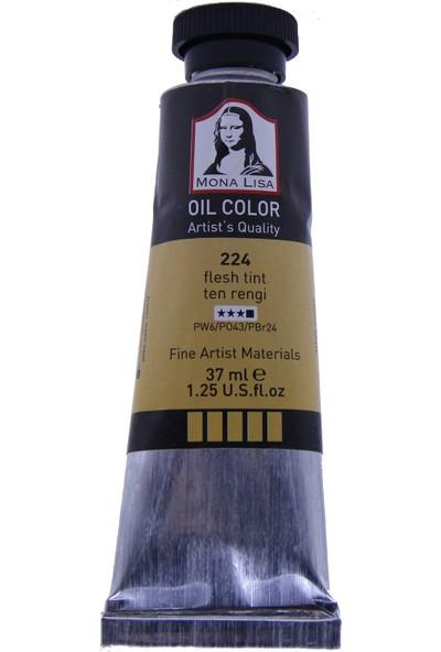Mona Lisa 224 Yağlı Boya 37 ml Ten Rengi