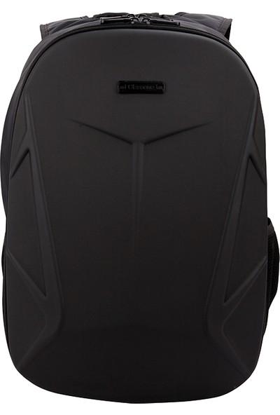 Classone BP-IT300 15,6 inç Notebook Sırt Çantası-Siyah