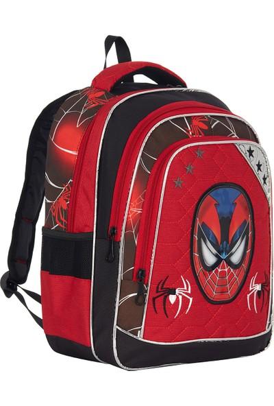 Fudela Örümcek Surat Okul Takım Çantası