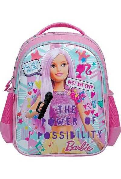 Barbie Popstar İlkokul Çantası 5037