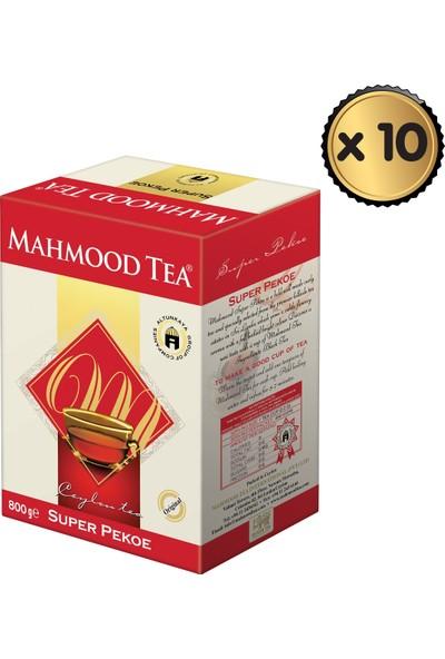 Mahmood Tea Super Pekoe 800 gr x 10 Paket -1 Koli