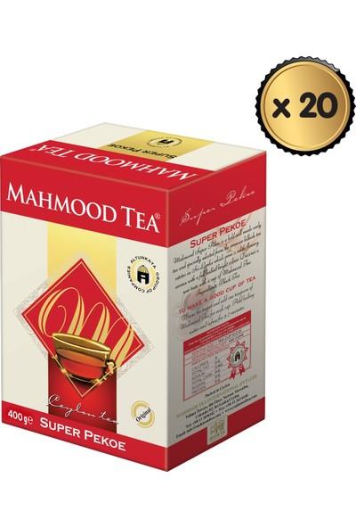 Mahmood Tea Super Pekoe 400 gr x 20 Paket -1 Koli