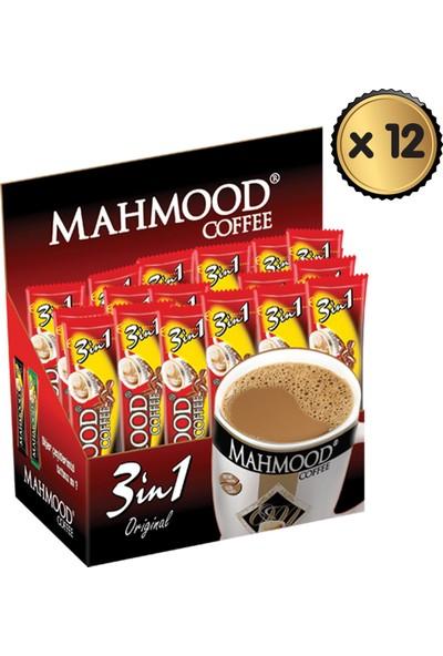 Mahmood Coffee 3ü1 Arada 48 Adet x 12 Paket -1 Koli