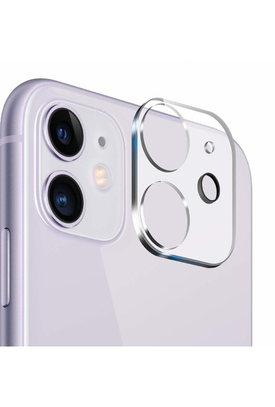 Marcador Apple iPhone 11 Kamera Koruma Lens Camı
