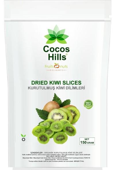 Cocos Hills Kurutulmuş Kiwi Dilimleri 150 gr