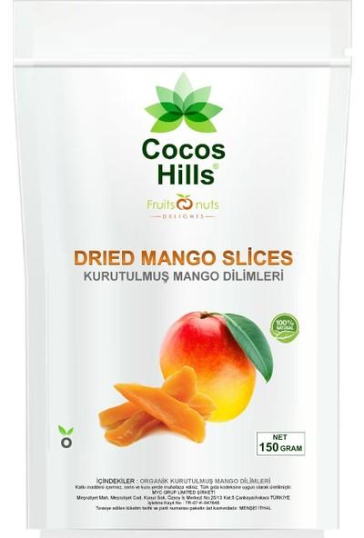Cocos Hills Kurutulmuş Mango Dilimleri 150 gr