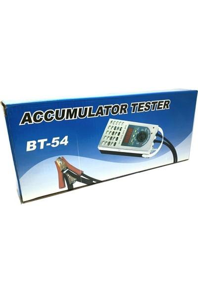 Teknogreen Bt-54 20-200A Dijital Akü Test Cihazı