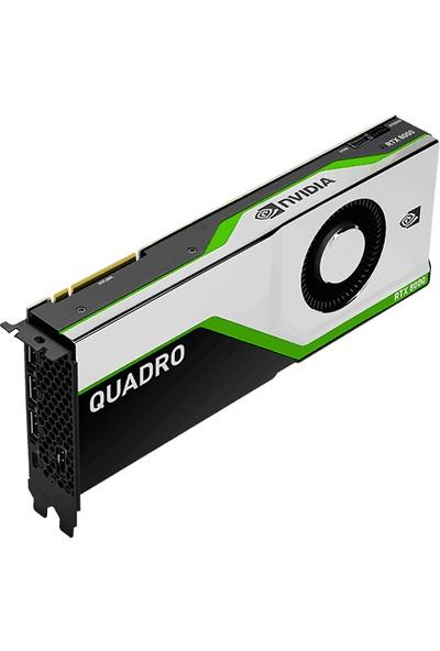 PNY Nvidia Quadro RTX 8000 48GB 448Bit GDDR6 PCI-Express 3.0 Ekran Kartı (XVCQRTX8000-PB)