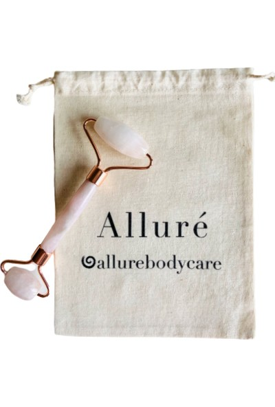 Allure Rose Quartz Face Roller